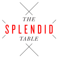 Splendid Table Podcast Logo